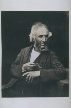 Professor William MacDonald. Anon. 1850. Image courtesy of University of St Andrews Library ALB-4-7