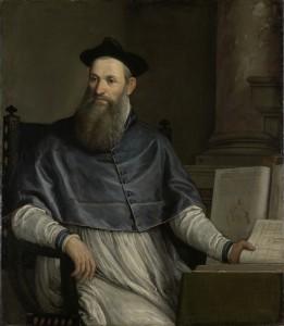 Paolo Veronese, Portrait of Daniele Barbaro, 1556-67, Rijksmuseum, Amsterdam