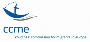 Churces' Commisions for Migrants in Europe logo
