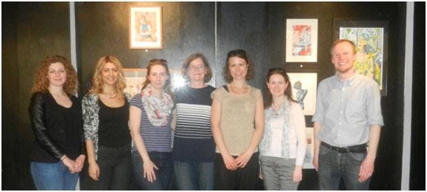 DIMECCE team in Copenhagen