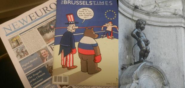 The Brussels Times / Manneken Pis