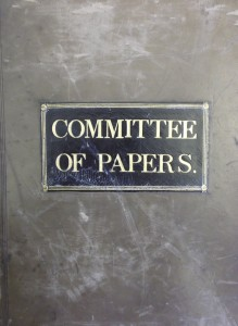 Committee of papers, CMB_90_E or CMB_90_5