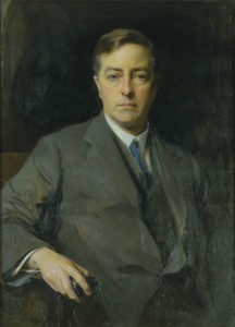 James Hopwood Jeans (1877-1946), mathematician, and secretary to the Royal Society 1919–1924.