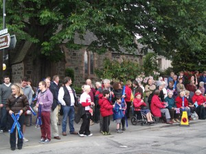 St Ternan's awaits Torch